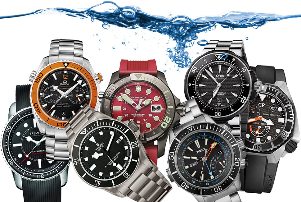 High Quality Dive Watches