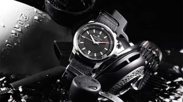 maurice lacroix pontos s diving watch
