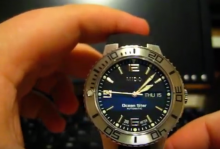 Mido Ocean Star Automatic Diver Watch Review