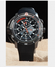 Citizen Eco-Drive Promaster Depth Meter Chronograph Watch