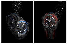 The High Quality Omega In Too Deep With Seamaster Planet Ocean Deep Black
