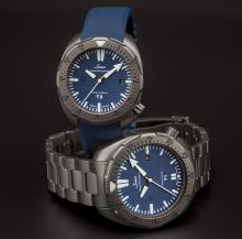 Sinn T1 B, T2 B Dive Watches