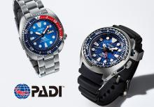 Seiko X Padi Prospex Divers Watch