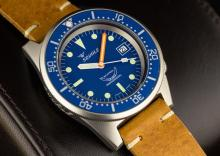 Squale 50 Atmos Ocean Blasted 1521-026 Diver's Watch